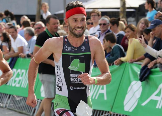 Triatleet Kasper Lagae onverwacht overleden