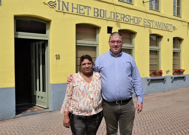 Nieuwe uitbaters heropenen 't Boldershof