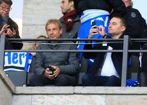 Hoe Klinsmann van Hertha BSC weer een topclub wil maken