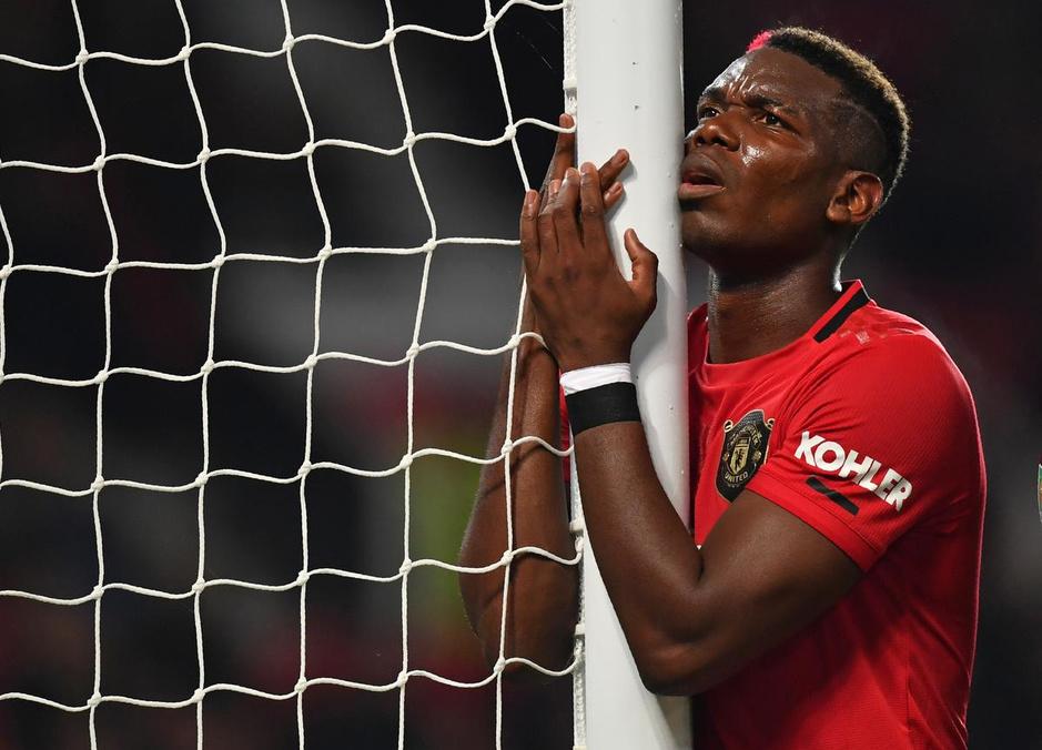 Hoe Paul Pogba zich onmogelijk maakte bij Manchester United
