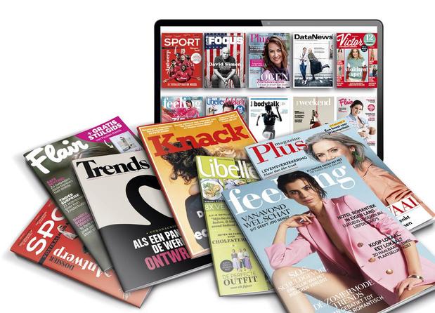 Abonnement op Roularta-magazine