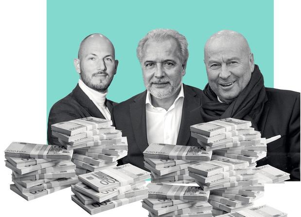"""Fornieri et Di Giovanni: des """"indices sérieux"""" de délit boursier et de blanchiment"""