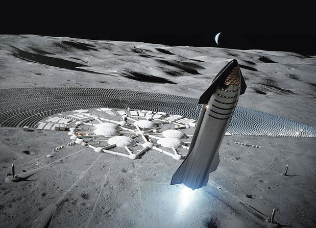 SpaceX: jusqu'où ira Elon Musk?