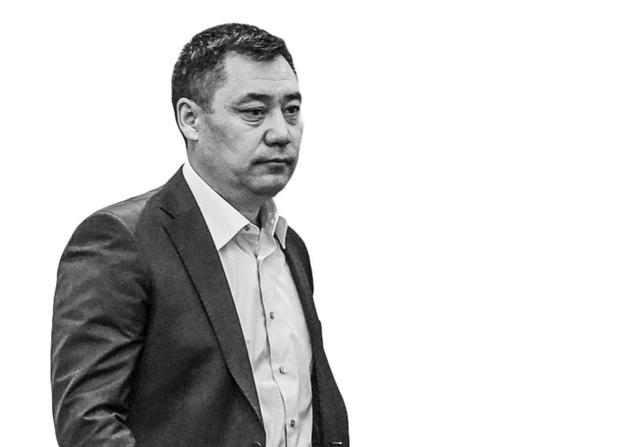 Sadir Zjaparov - Uit de cel, wint verkiezingen