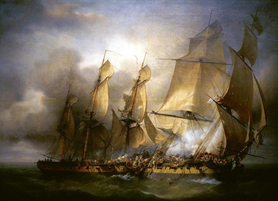 Sur les traces des flibustiers, nos pirates à nous