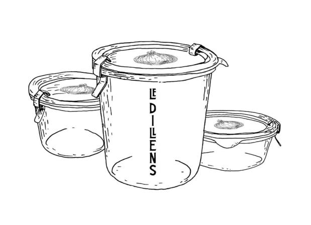 Le resto à emporter de la semaine: Le Dillens, mise au verre explosive