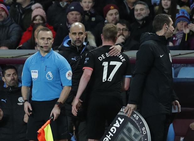 Pep Guardiola: 'Als Real Kevin wil, gaan ze me toch eerst zelf moeten bellen'