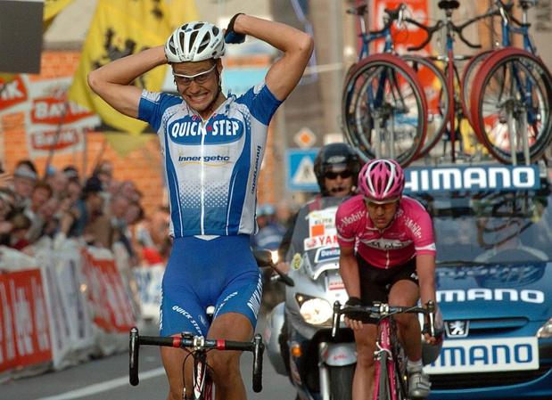 Hoe Tom Boonen van de E3 Harelbeke dé generale repetitie voor de Ronde van Vlaanderen maakte