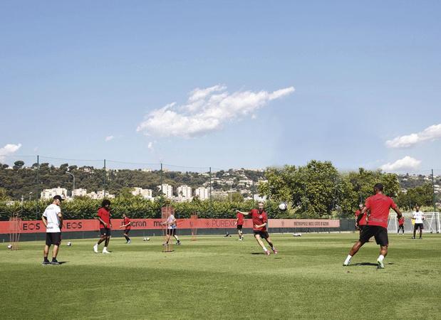 Ligue 1: les Aiglons enfin prêts à s'envoler?