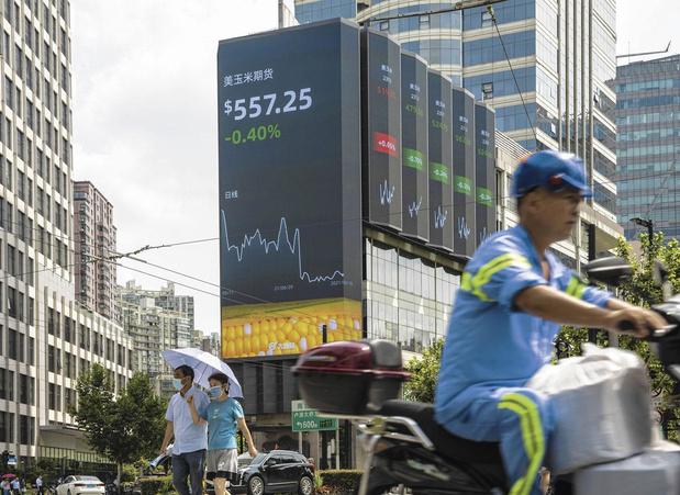Les Bourses chinoises ne sont pas au bout de leur peine