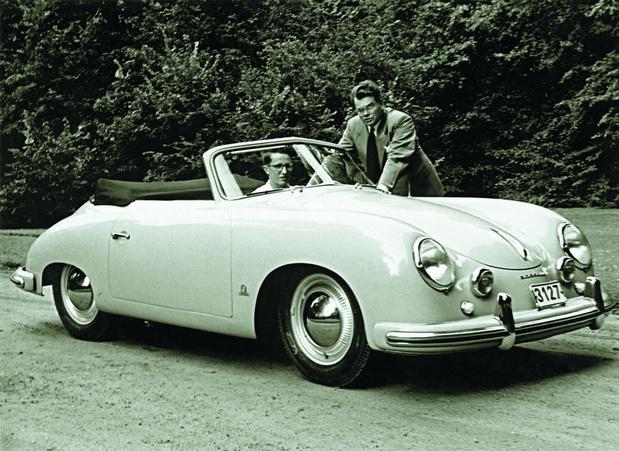 Porsche 356 blaast 70 kaarsjes uit