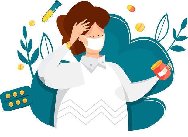 Hoe omgaan met corona-stress in de apotheek?