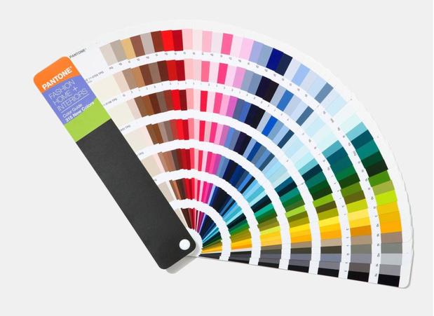 Pantone lance une nouvelle palette et ajoute 315 couleurs