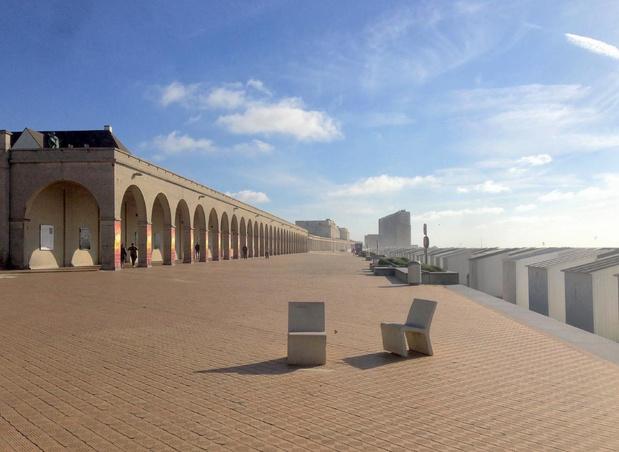 Oostende voert reservatiesysteem in voor drukste stranden