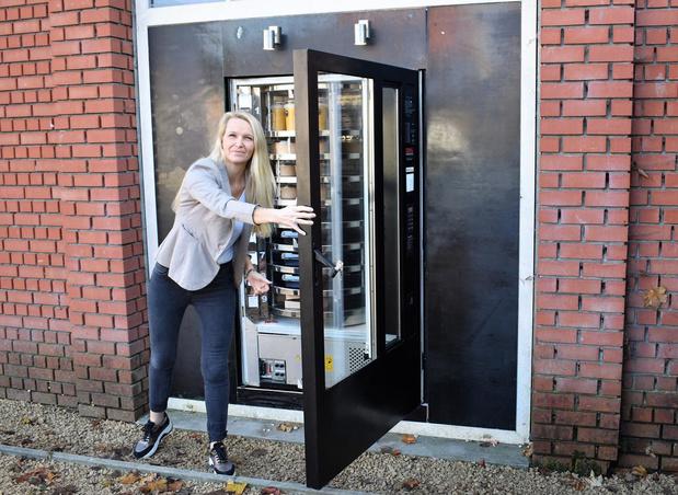 Gastronomische creaties nu ook in automaat in Ruiselede