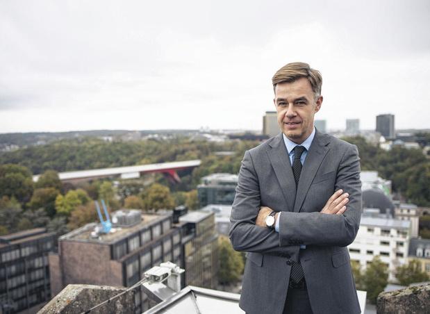 """Franz Fayot, Ministre de l'Economie du Luxembourg : """"Nous sommes une terre d'accueil"""""""