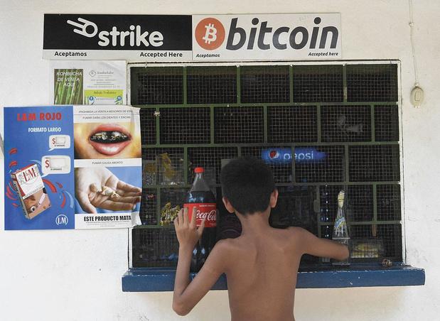 Le Salvador, premier pays pro-bitcoin