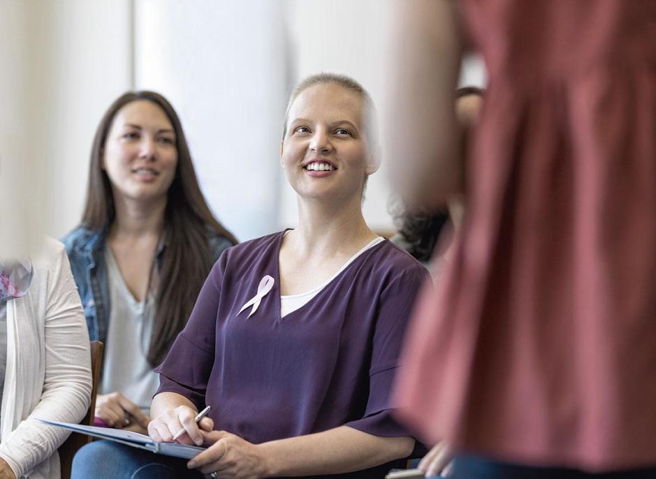 Werkhervatting na borstkanker: 'Geef patiënten al vanaf diagnose informatie over werkperspectieven'