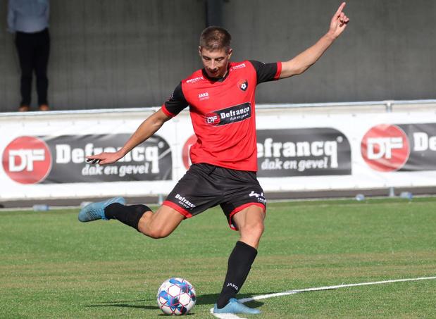 Winkel Sport wint met 3-0 tegen La Louvière