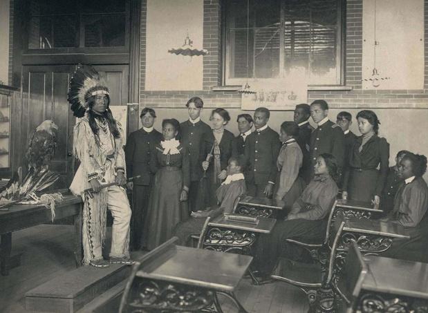 Ces photos qui racontent l'histoire des Etats-Unis: l'histoire commune