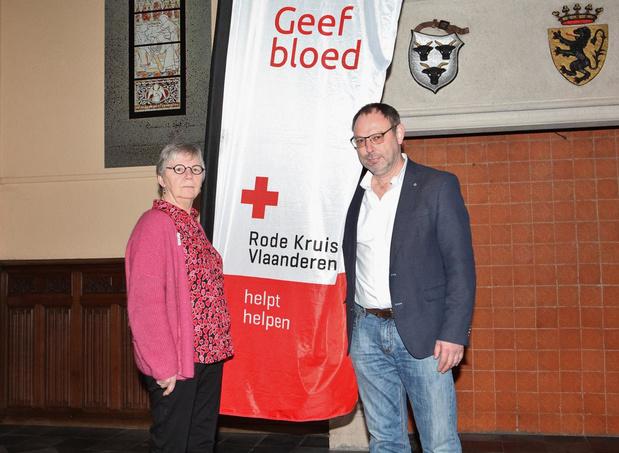 Rode Kruis Veurne-Alveringem start campagne voor financiële steun