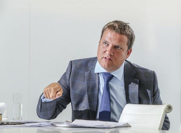 """Ivan Van de Cloot (Itinera): """"Les hommes politiques savent-ils encore quel est le rôle de l'Etat?"""""""