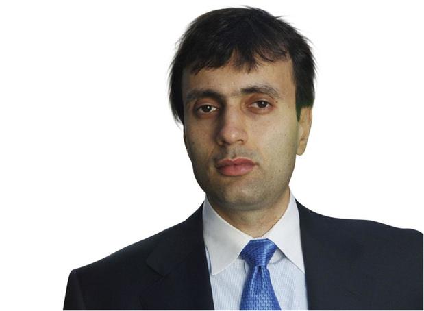 Ruchir Sharma, Morgan Stanley Investment Management, in Knack
