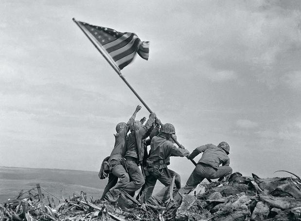 Ces photos qui racontent l'histoire des Etats-Unis: la guerre permanente