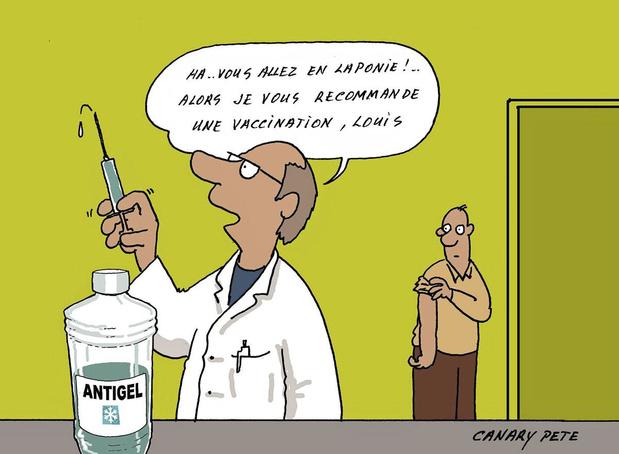 La vaccination contre la grippe appelée à se réinventer