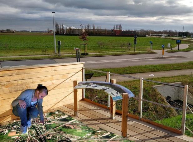Open VLD lanceert voorstel om oorlogsbunker in te richten als toeristisch uitkijkplatform