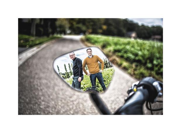 """Le """"speed pedelec"""" Ellio, le vélo électrique ultra-rapide, conçu comme une voiture hybride"""