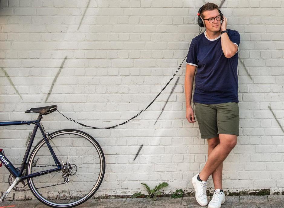 """Radio 2-stem Jens Lemant: """"Ik ben de wekker van West-Vlaanderen"""""""