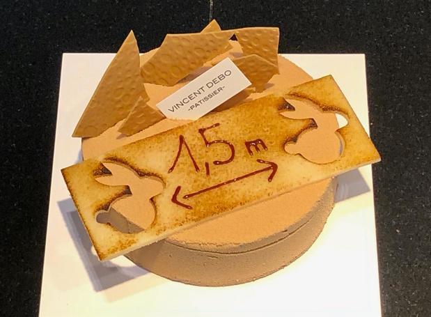 Paastaarten met voorzorgsmaatregelen bij Vincent Debo