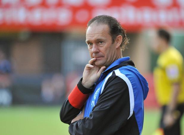 Pascal De Vreese wordt trainer van Jong Zulte