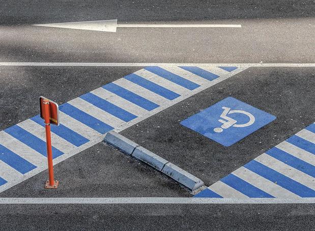 Le stationnement des handicapés s'est compliqué