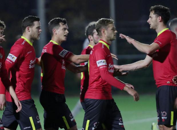 Mandel United heeft licentie voor eerste amateurklasse beet, maar weet nog niet of het promoveert
