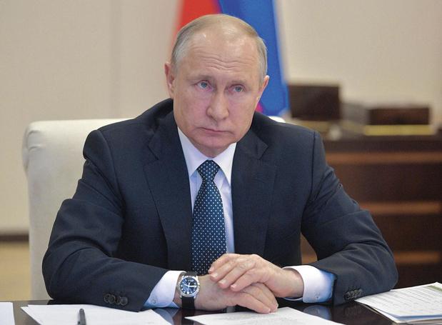 """""""Poetin liegt niet, hij speelt met woorden"""""""