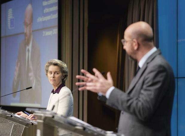 Europa schopt rel over vaccins