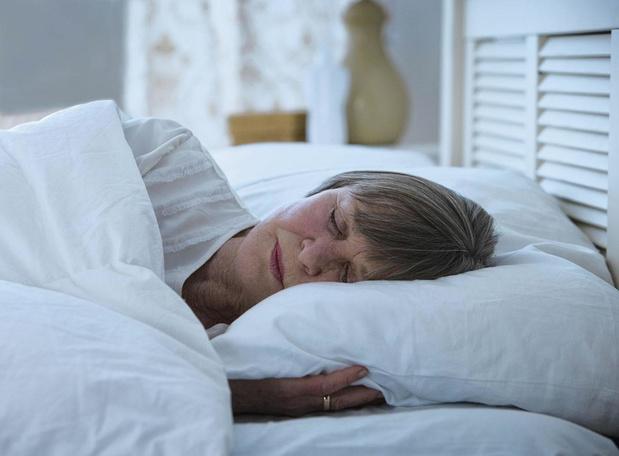 Waarom slapen astmapatiënten op hun linkerzijde?