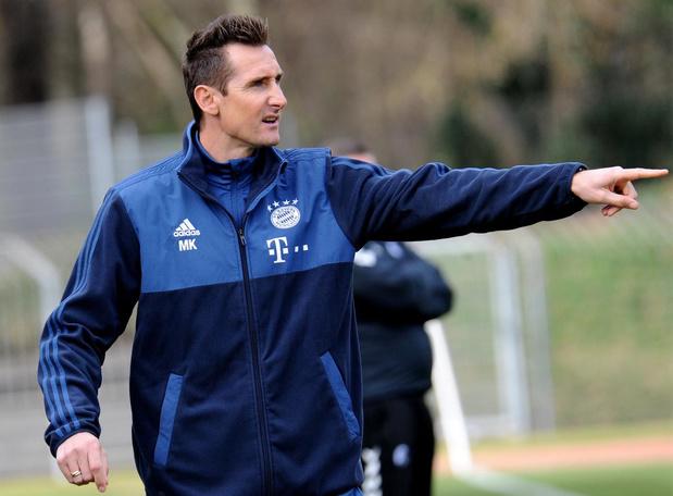 Waarom Miroslav Klose assistent wordt bij Bayern München