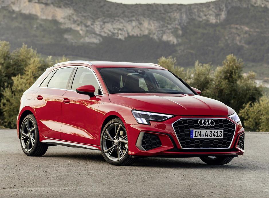 De nieuwe Audi A3 Sportback: sportiever dan ooit
