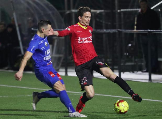 Winkel Sport haalt nu ook Jasper Beyens bij Mandel United; ook Nagim Amini (Westhoek) tekent