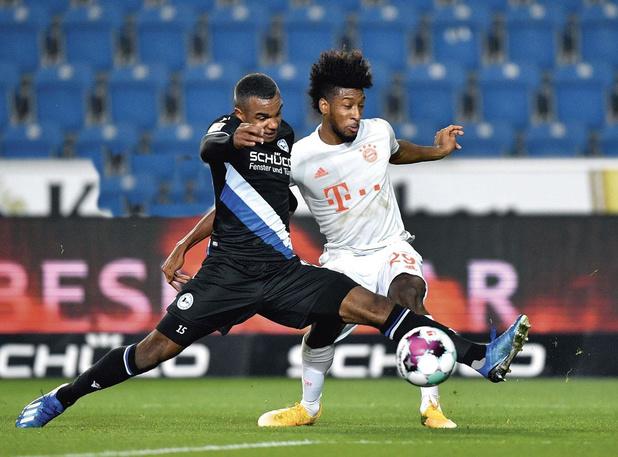 "Nathan De Medina, de Mouscron à la Bundesliga: ""Je sais d'où je viens"""