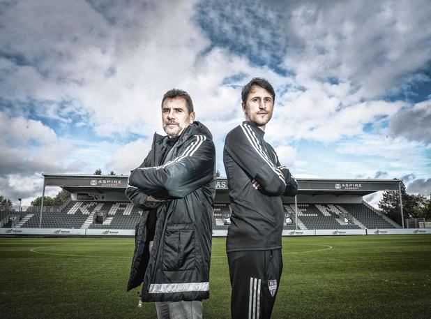 """Rencontre avec Condom et San José: """"C'est difficile de faire venir un joueur à Eupen"""""""