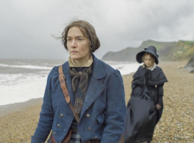 Kate Winslet et Saoirse Ronan nous parlent de l'intense expérience Ammonite