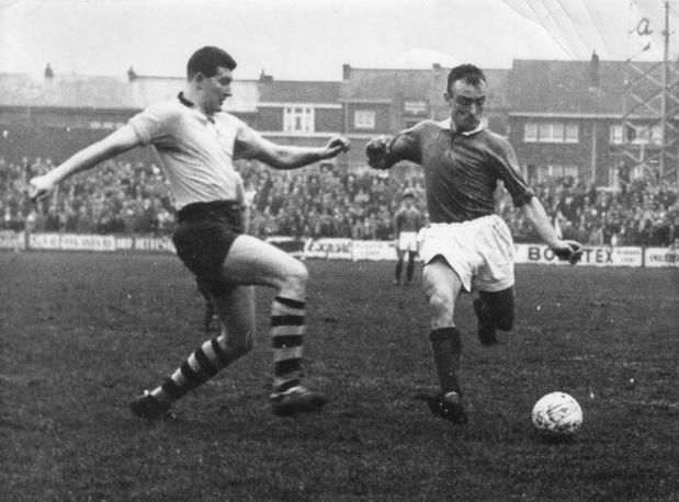 André Van Herpe: de beste middenvelder ooit van KAA Gent