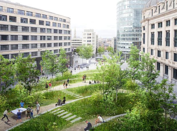 """""""L'arbre, la meilleure machine climatique possible"""": rencontre avec le paysagiste belge Bas Smets"""