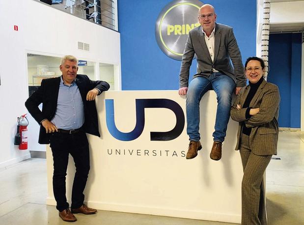 Marnix Van de Cauter aan de slag bij Universitas