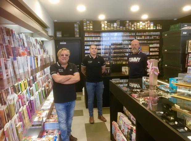 Boek & Cigarshop in Nieuwpoort verhuist in volle coronacrisis