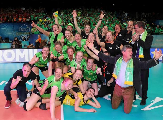 Knack Roeselare en Hermes Oostende krijgen geen kans op de Supercup